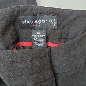 Sharagano Pants & Jumpsuits - Sharagano black pants size 8P